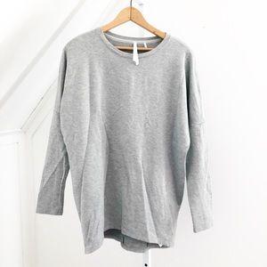 Aritzia Gray Sweater